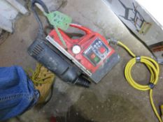 MAGNETIC DRILL, 110 VOLT, UNTESTED.