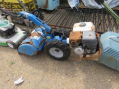 CAMON C8 PETROL ENGINED ROTORVATOR. UNTESTED, CONDITION UNKNOWN.