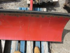 """SNOW PLOUGH BLADE. 4FT6"""" WIDTH APPROX."""