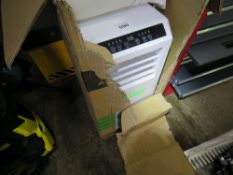 4 IN 1 AIR CONDITIONER, 240VOLT POWERED.