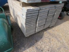 SCAFFOLD BOARDS, 1.5M LENGTH APPROX, 75NO IN TOTAL.