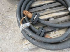 LARGE CAPACITY AIR COMPRESSOR HOSE, 60MM APPROX.