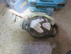 MANHOLE RECOVERY WINCH UNIT, UNTESTED.