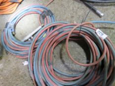 GAS WELDING/CUTTING TYPE HOSES.