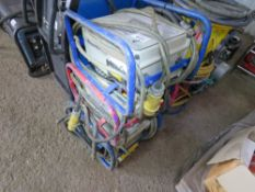 3 X FUSION WELDER UNITS, UNTESTED, CONDITION UNKNOWN.