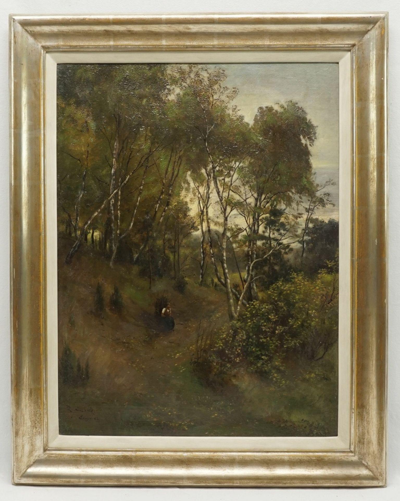 """Joseph Rummelspacher, """"Märkischer Herbstwald"""" - Bild 2 aus 5"""