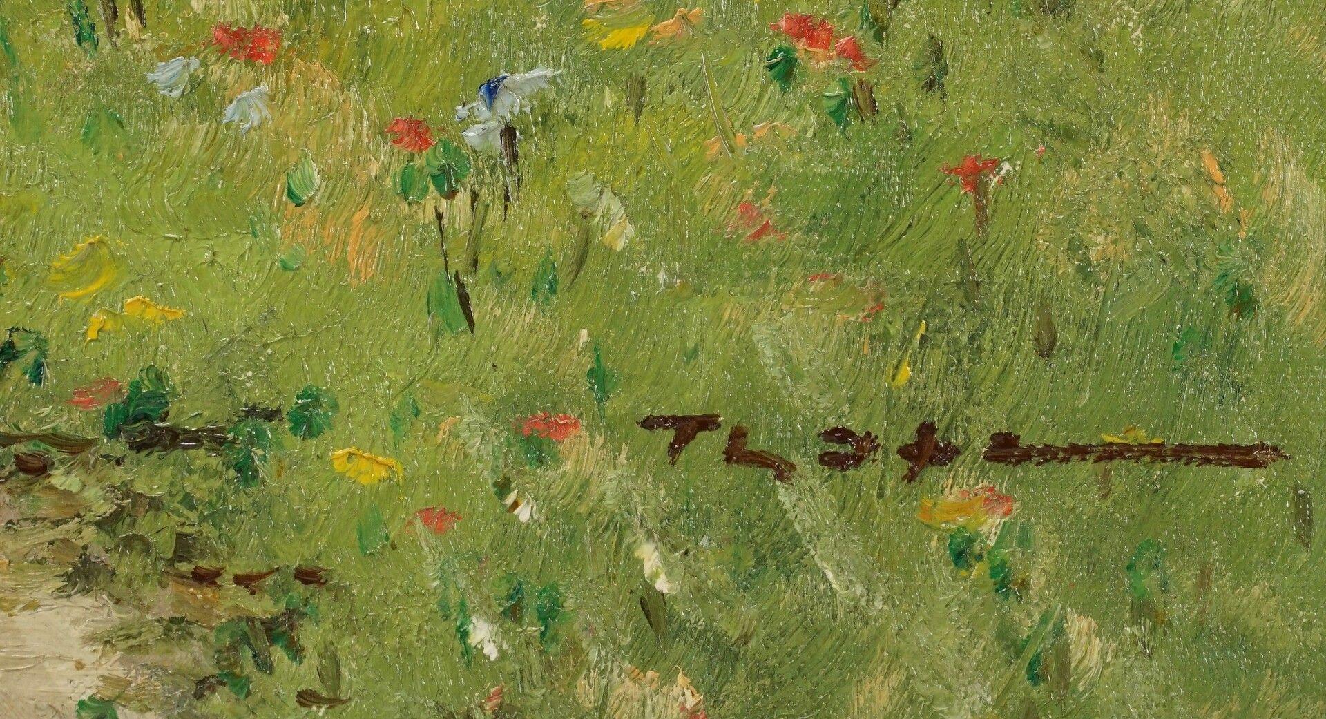 Fritz Thate, Sommerfelder - Bild 4 aus 4
