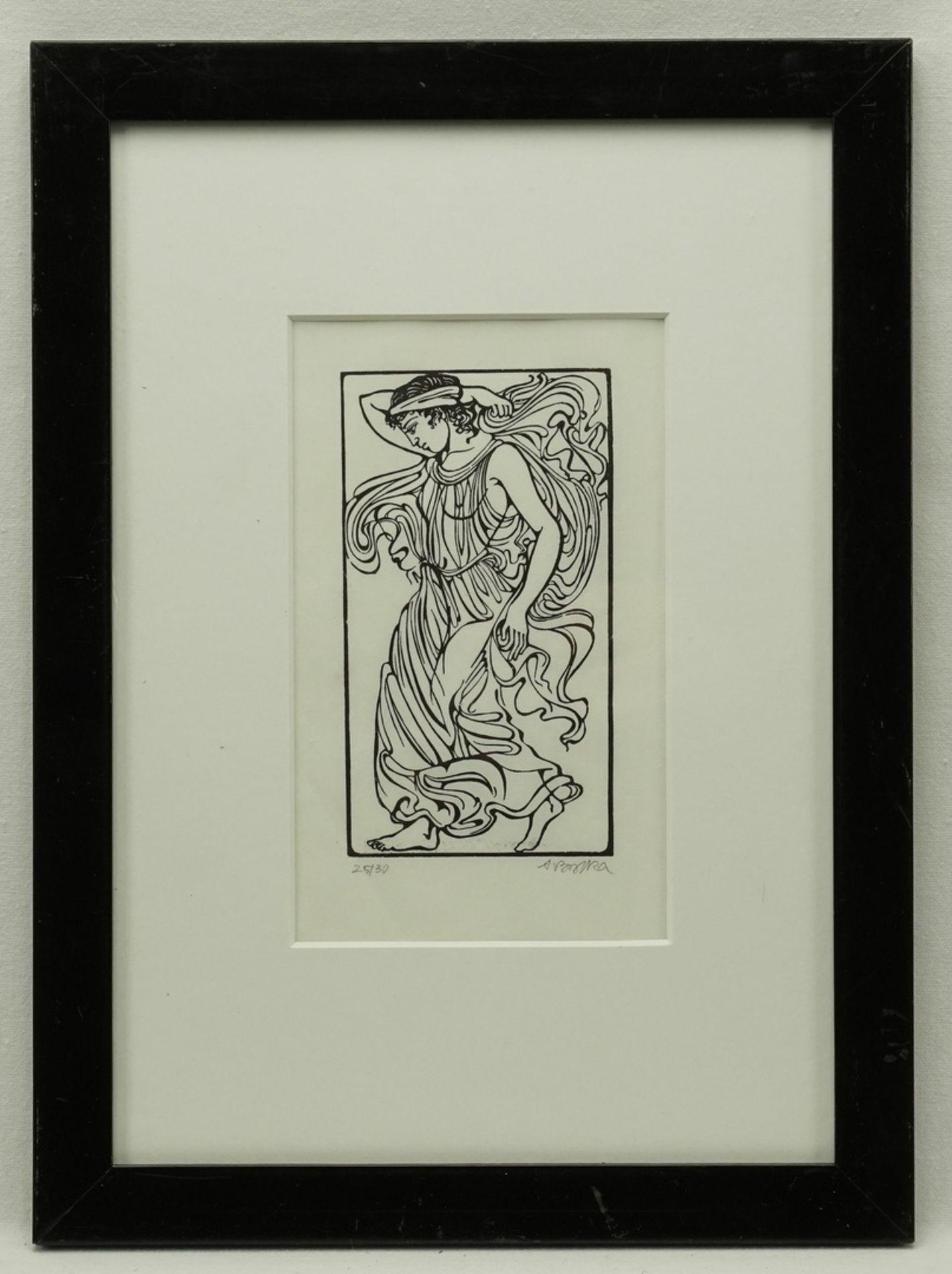 """Andreas Brylka, """"Antike Weibliche Figur"""" - Bild 2 aus 4"""