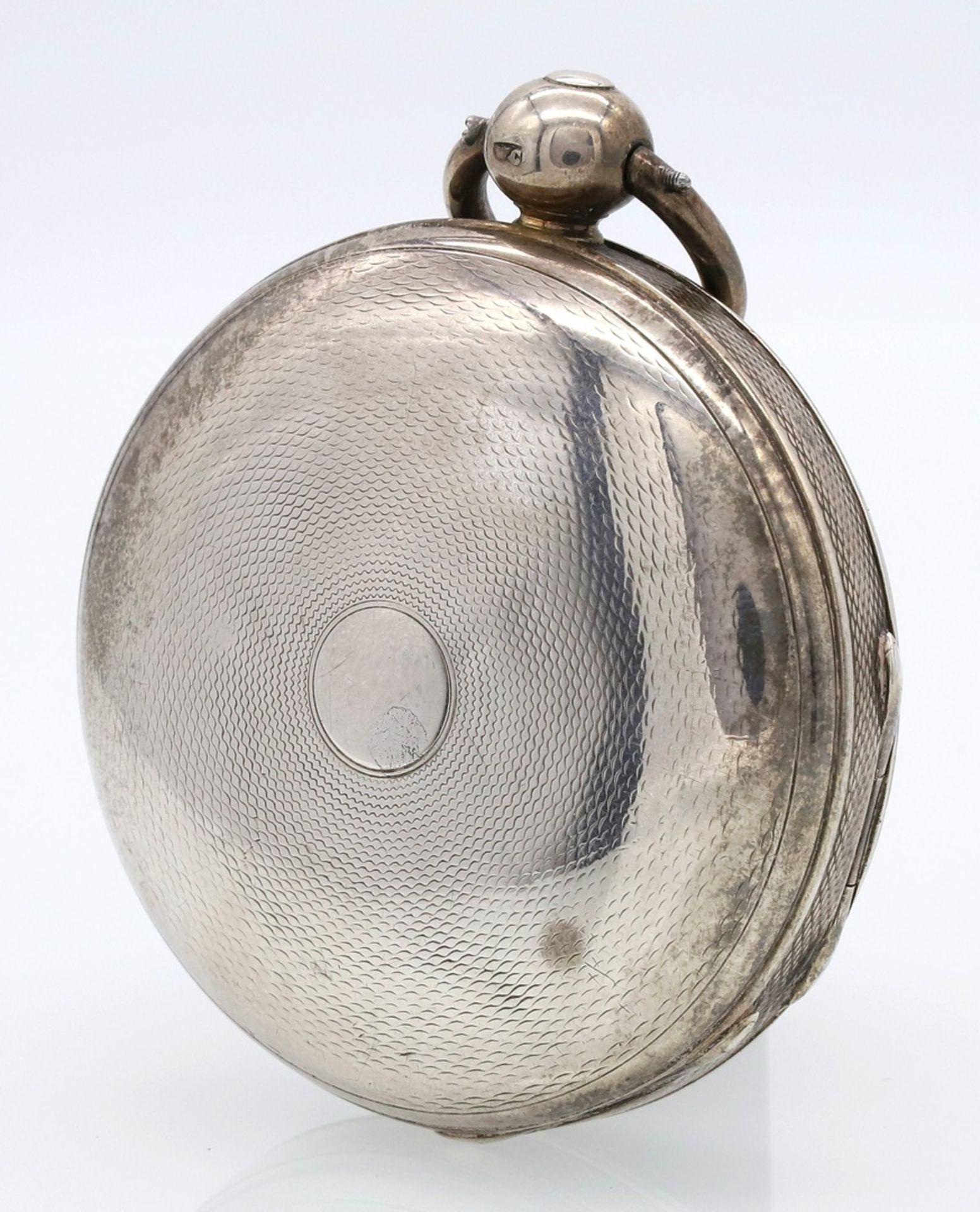 B. Sirrill Hereford englische Spindeltaschenuhr, von 1831 - Bild 5 aus 6