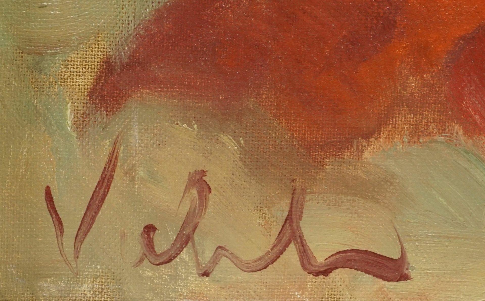 Viehl ( ), Maler und Modell (Hommage à Renoir) - Bild 4 aus 4