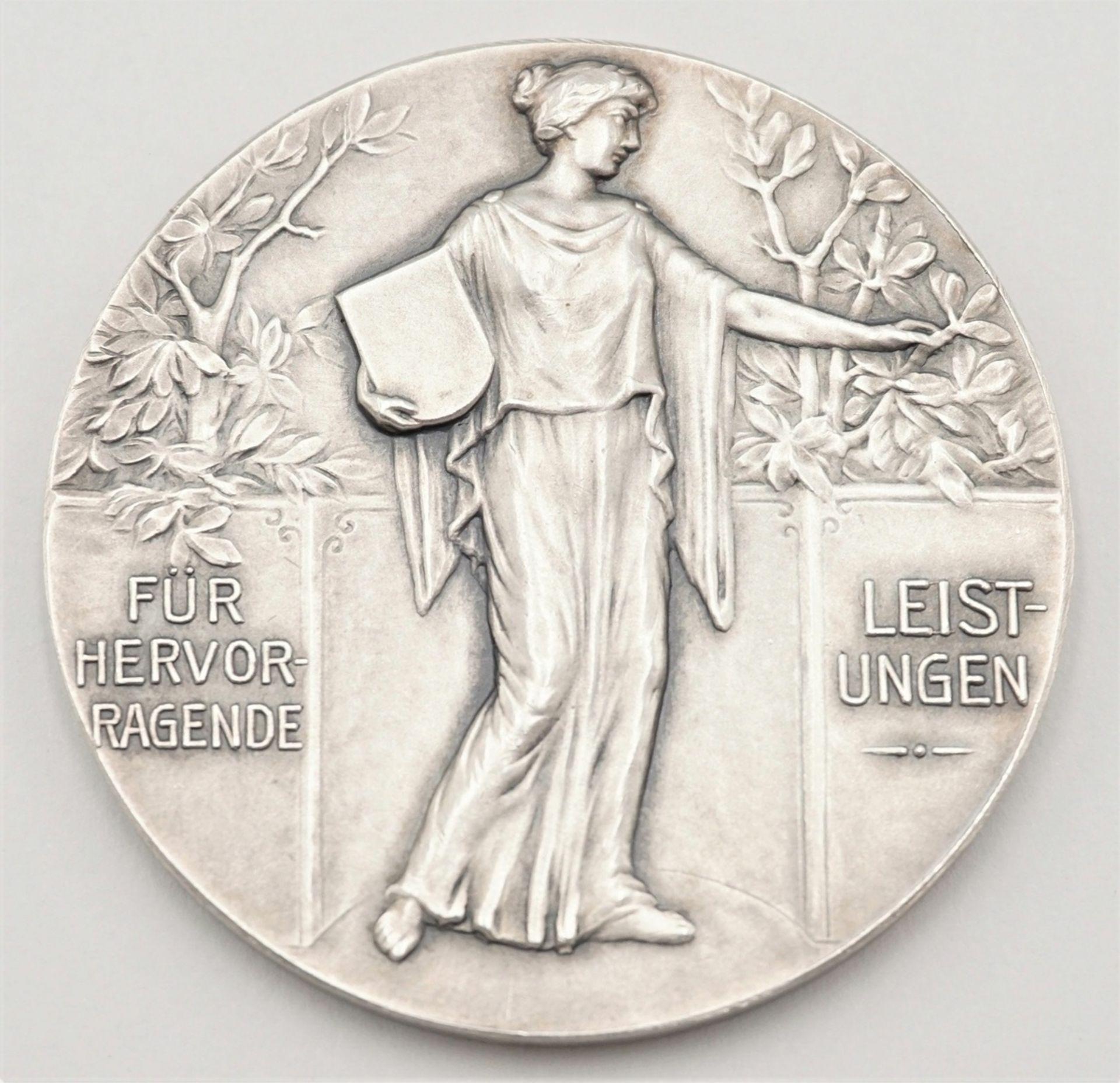 Silbermedaille Halberstadt, 1930 - Bild 2 aus 5