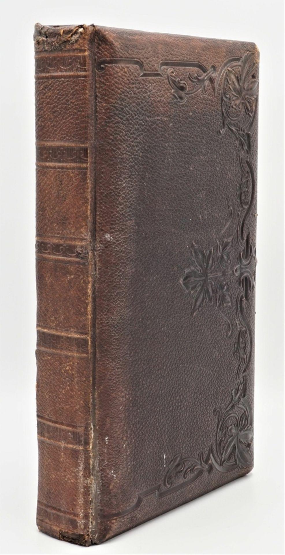 Fotoalbum, um 1900 - Bild 4 aus 4
