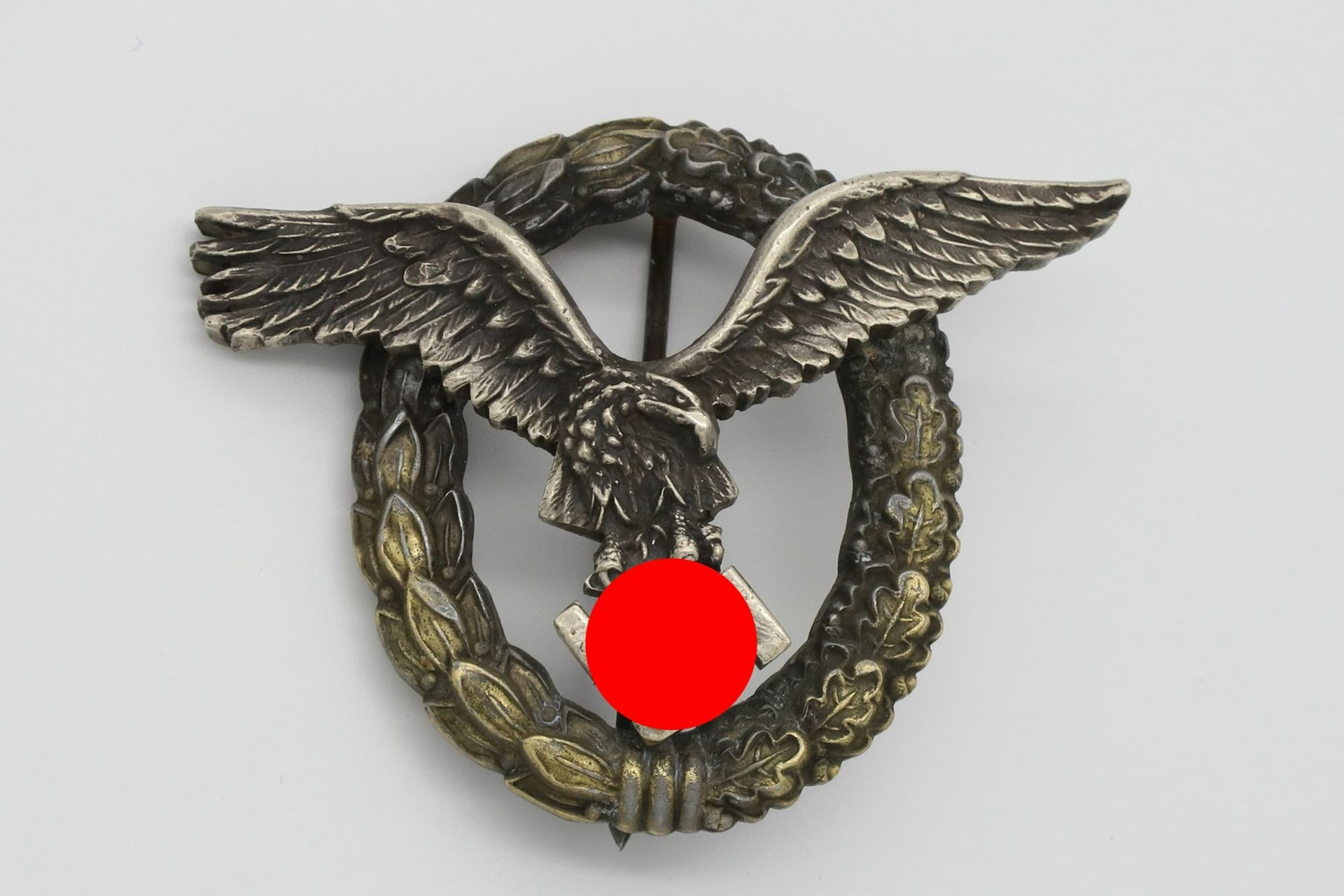 Flugzeugführerabzeichen, Luftwaffe, II WK