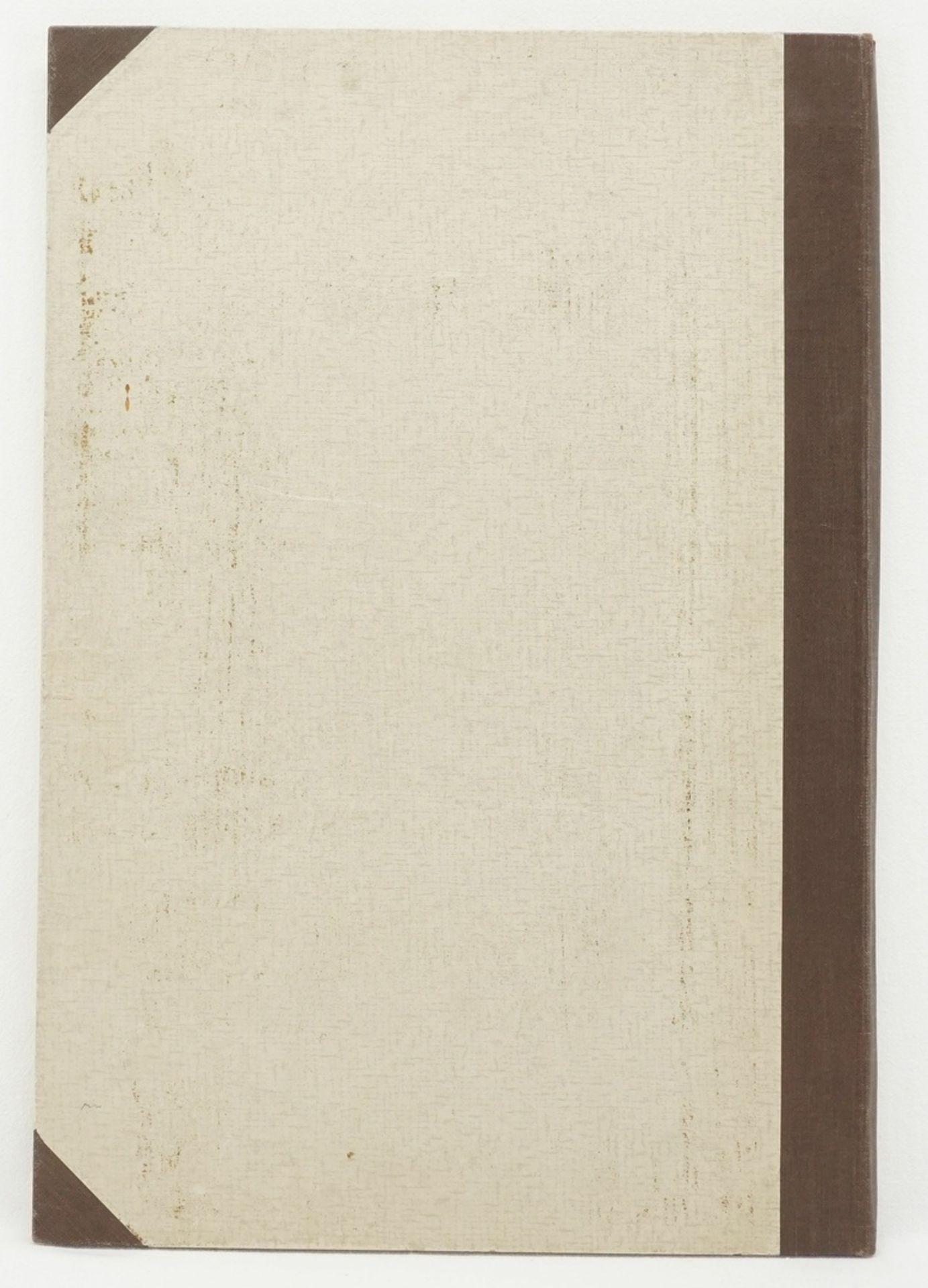 """Arthur Kampf, """"Zwanzig Radierungen zu Shakespeares Werken"""" (Mappe) - Bild 3 aus 8"""