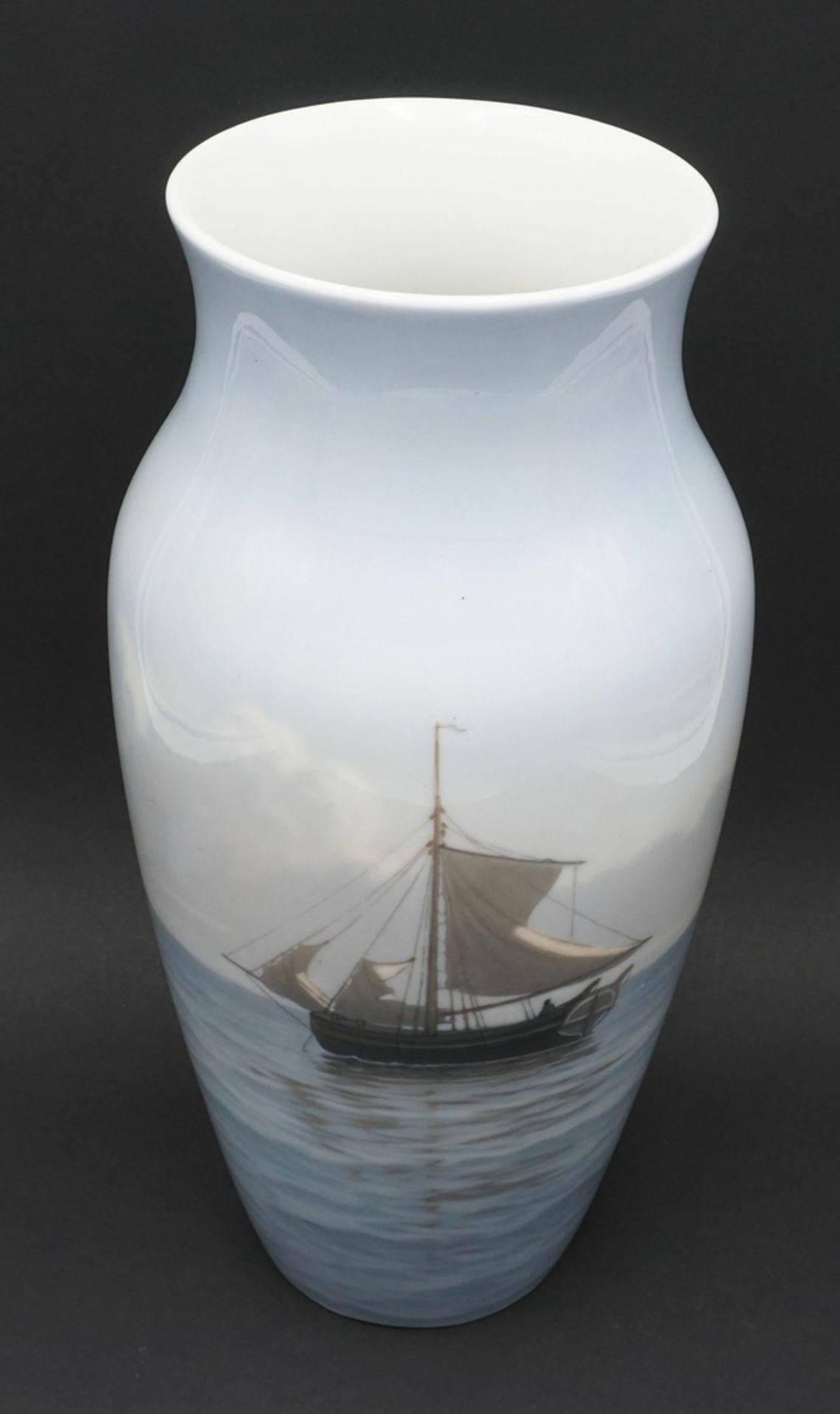 Royal Copenhagen Vase, 1889-1922