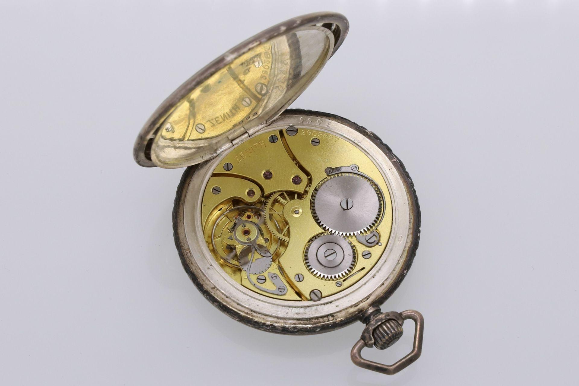 Zwei Art-Déco Taschenuhren - Bild 3 aus 6