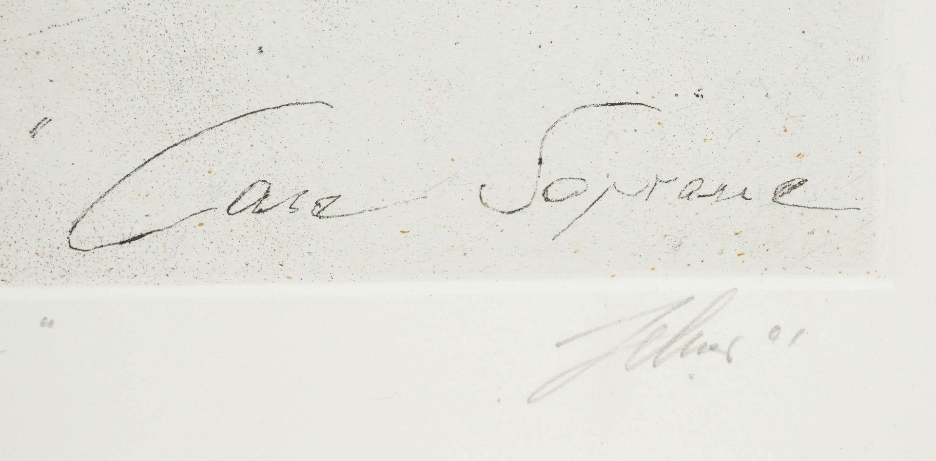 """Wolfgang Zelmer, """"Con Chiave"""" (Mit Schlüssel) - Bild 4 aus 4"""