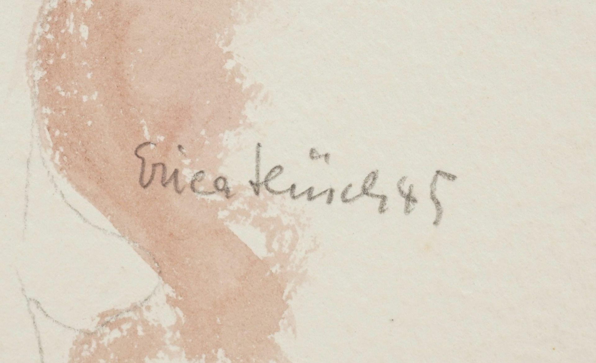 Erica Hüsch, Zwei junge Frauen beieinander - Bild 4 aus 4