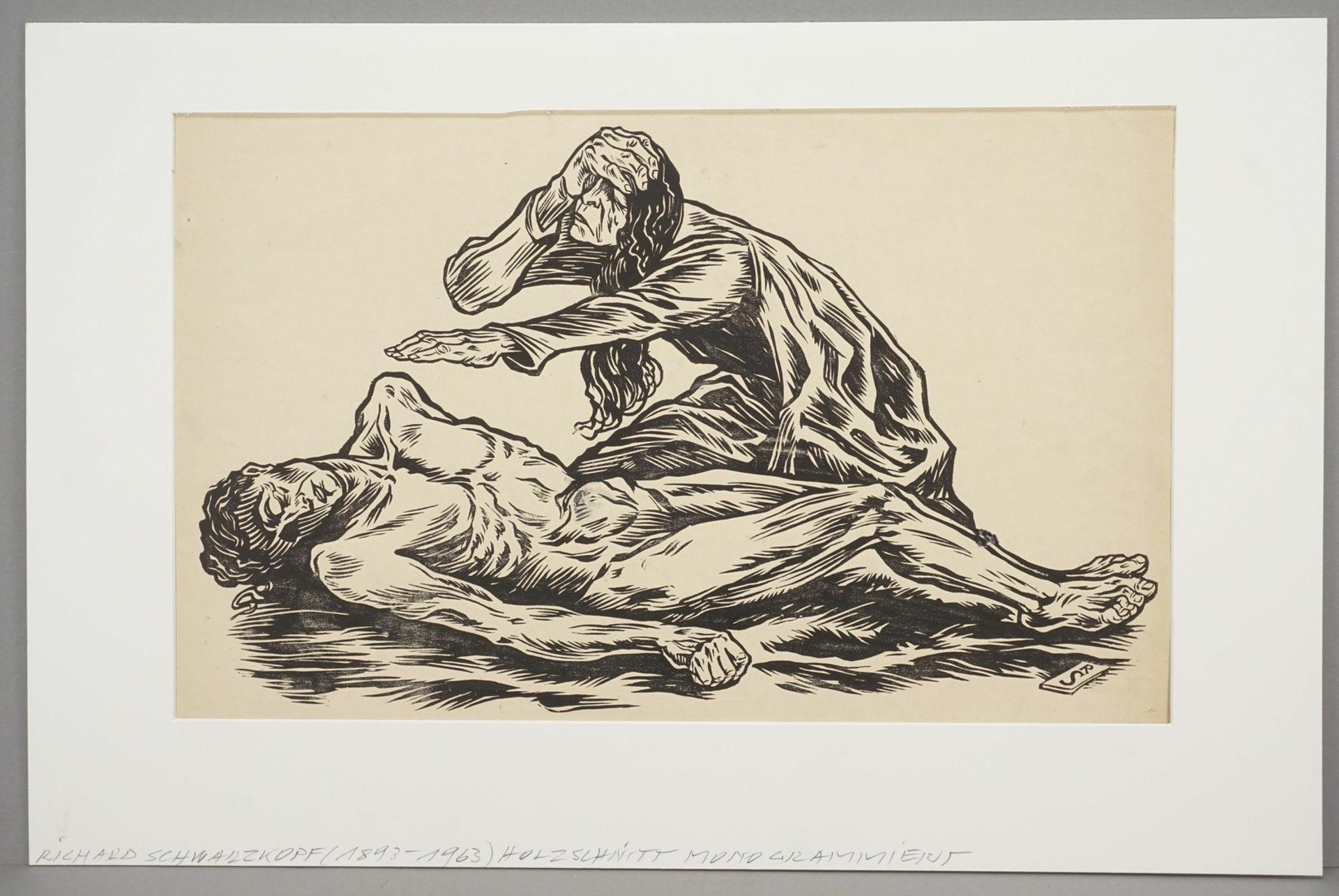 Richard Schwarzkopf, Totenklage - Bild 2 aus 7