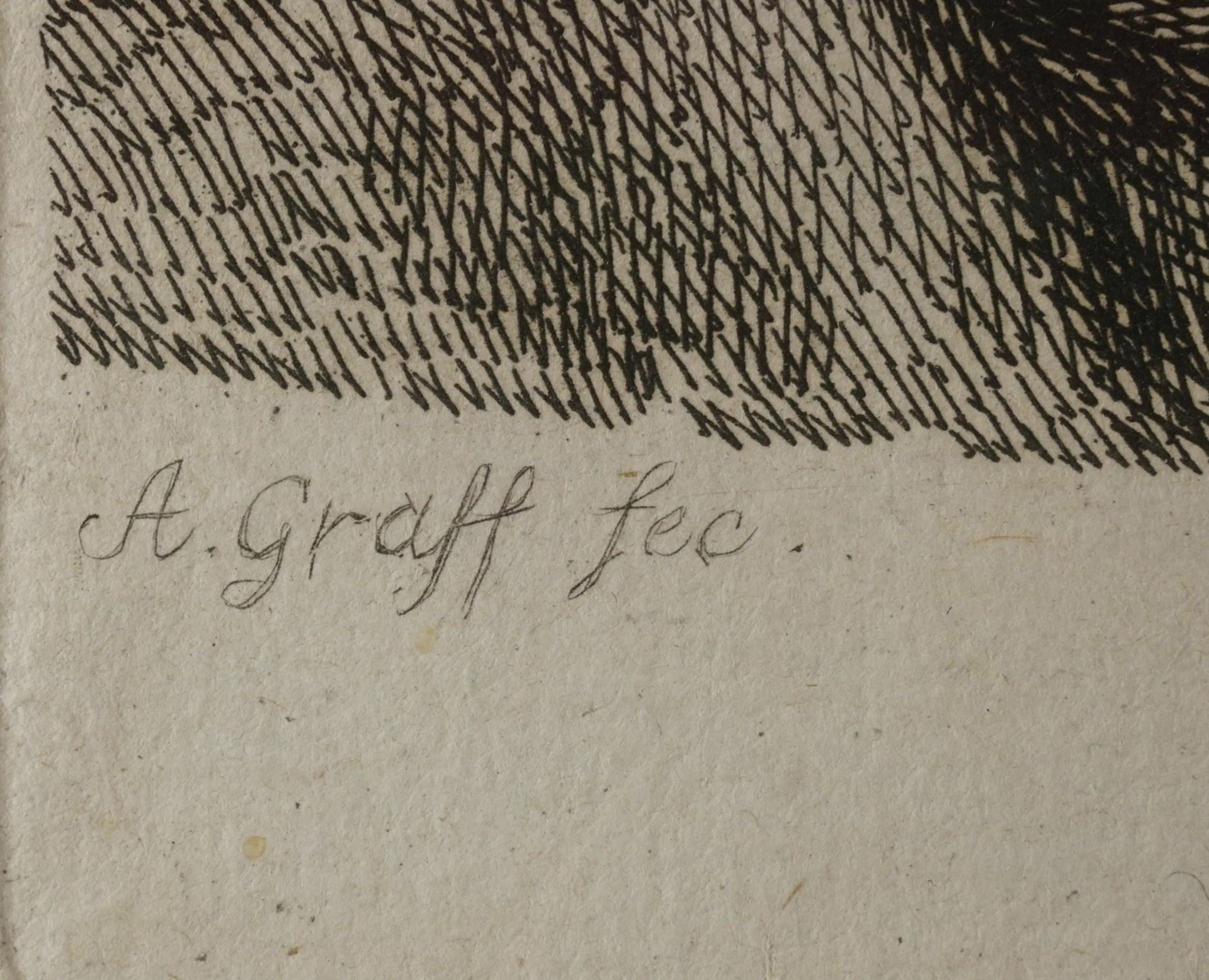 """Anton Graff, """"Johann Georg Sulzer"""" - Bild 3 aus 3"""