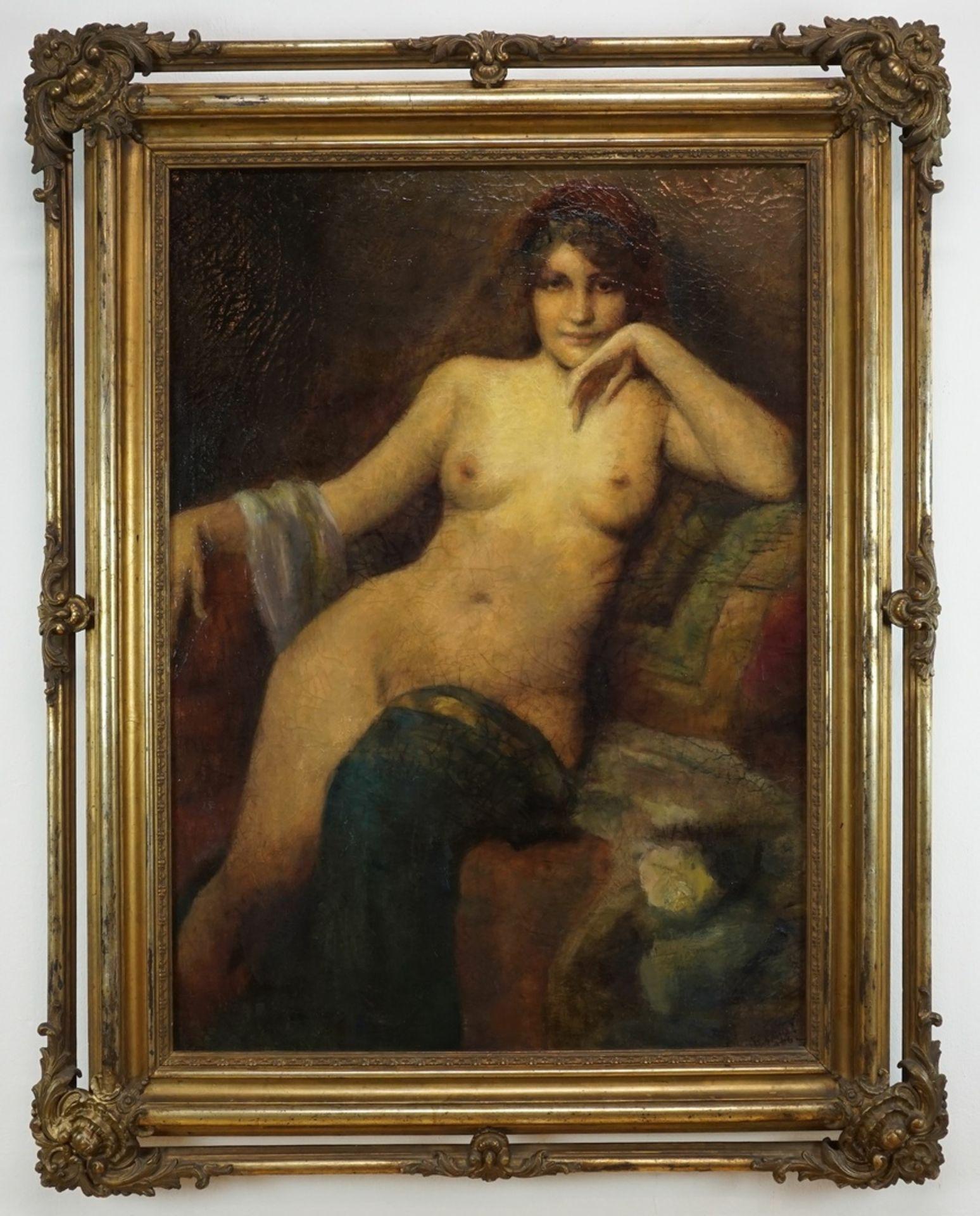 Fabio Fabbi, Orientalisierender weiblicher Akt