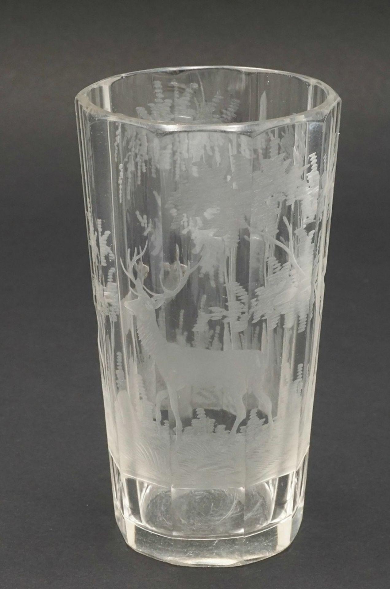 Jagdpokal und Glas - Bild 5 aus 5