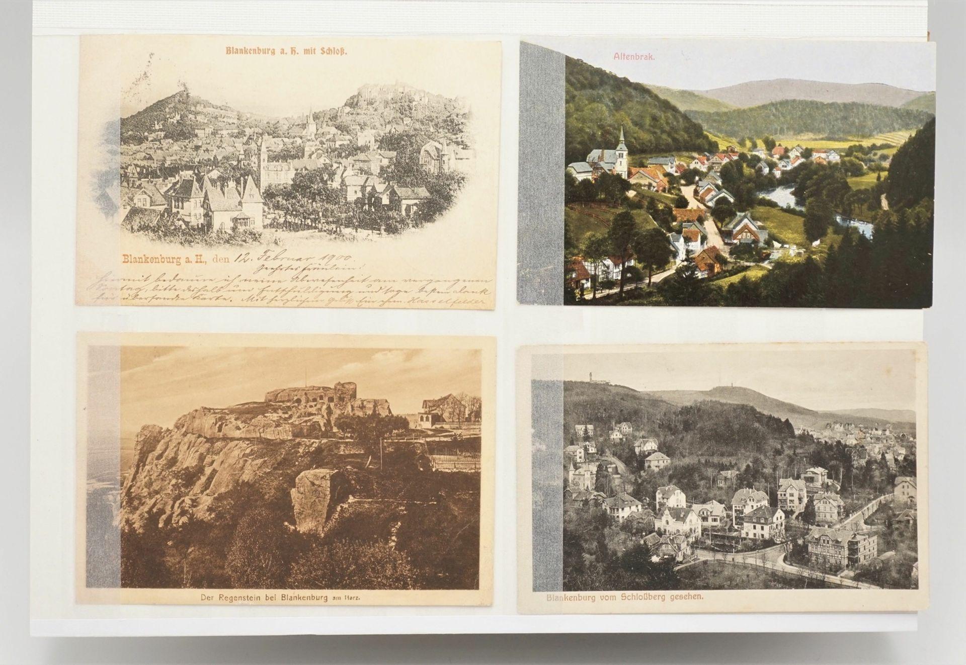 96 Ansichtskarten / Postkarten Harz - Bild 3 aus 5