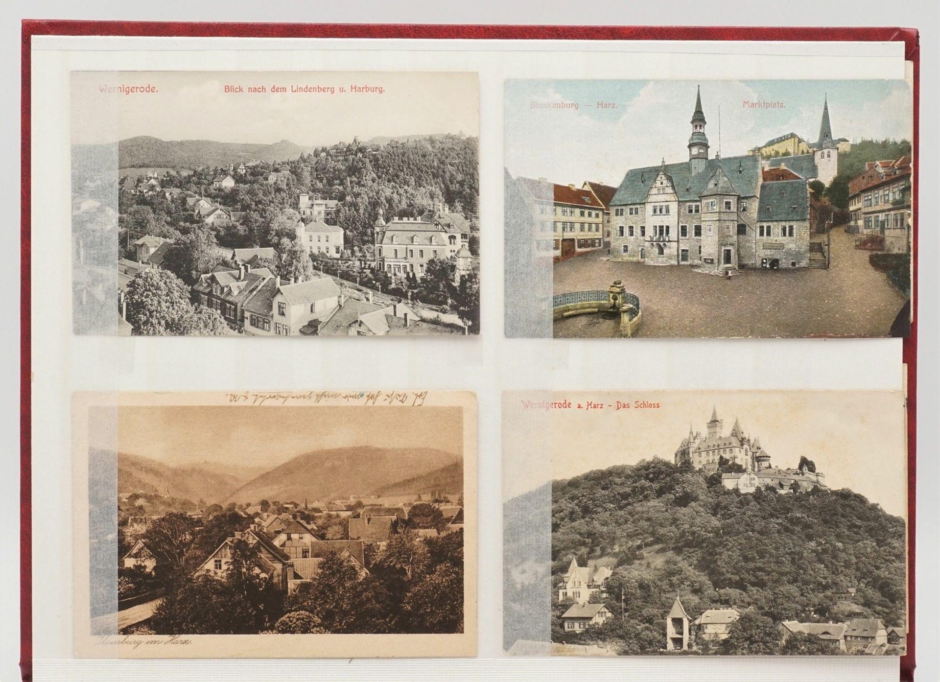 32 Ansichtskarten / Postkarten Harz - Bild 3 aus 5