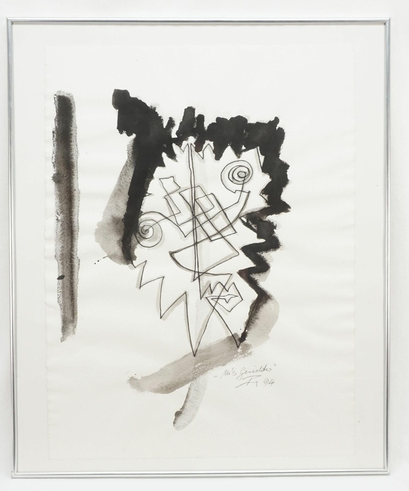 """Künstler der Moderne, """"M's Gesichter"""" - Bild 2 aus 3"""