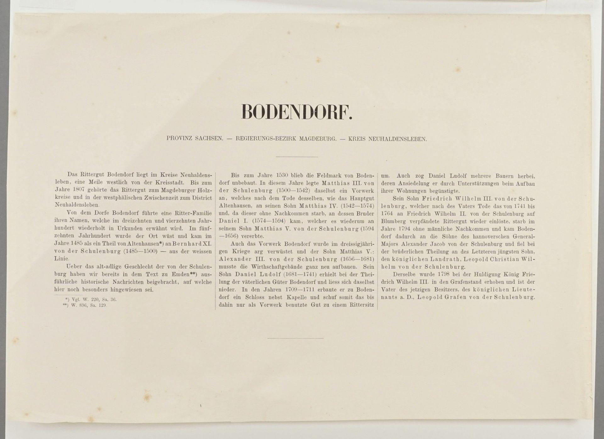 Bodendorf - Bild 4 aus 4
