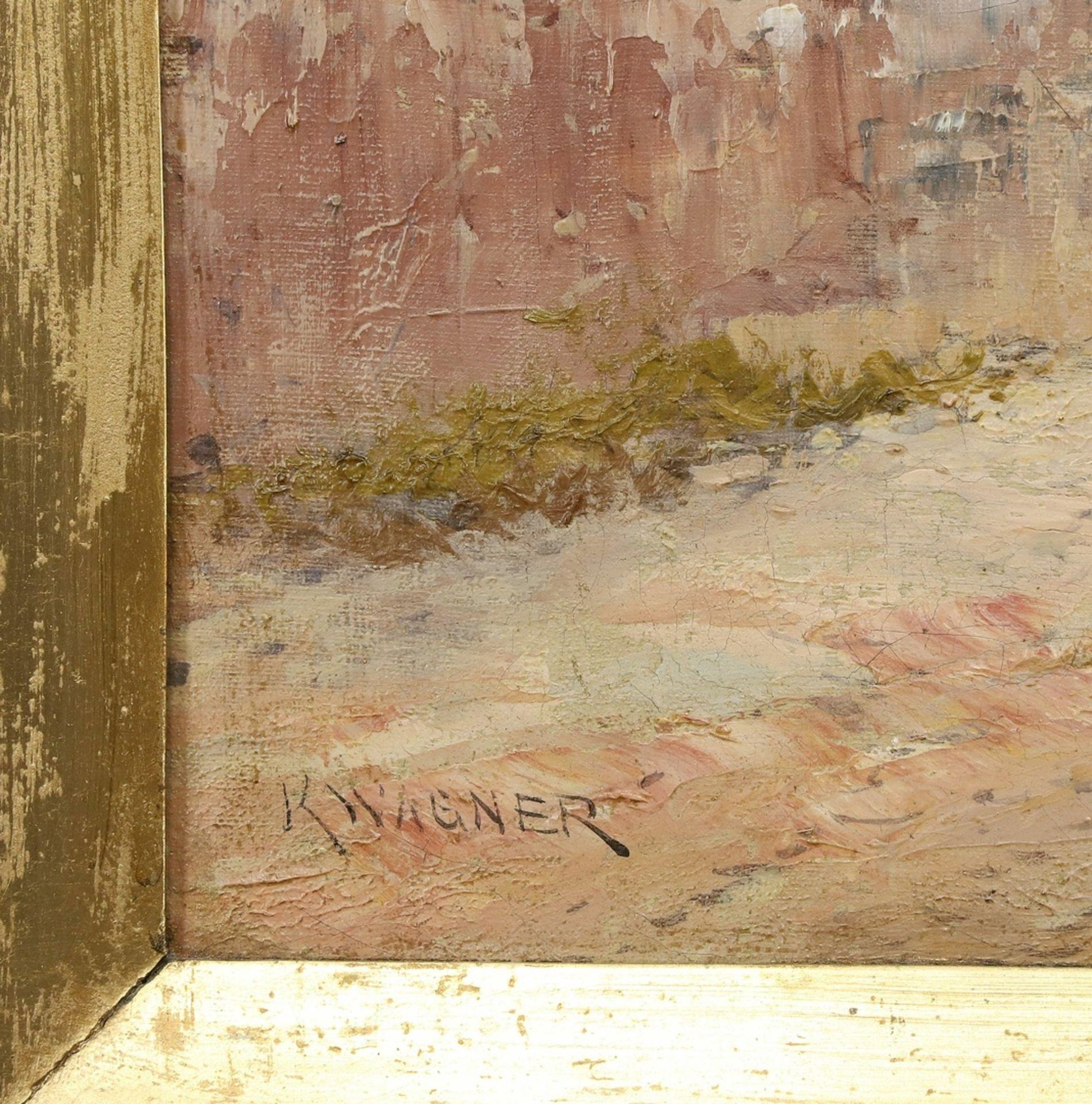 Karl Wagner, Osteria in Süditalien - Bild 4 aus 4