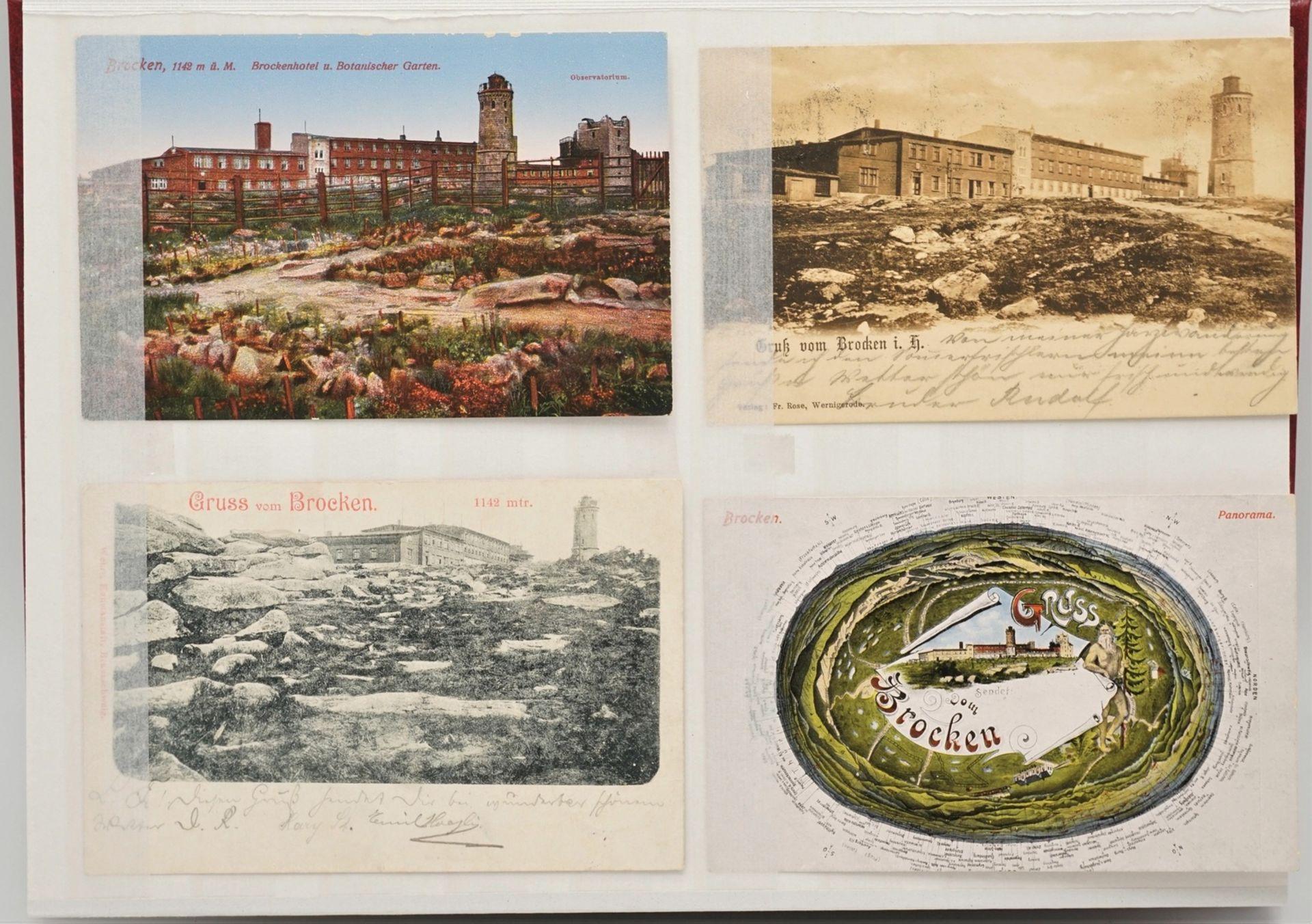 32 Ansichtskarten / Postkarten Harz - Bild 5 aus 5