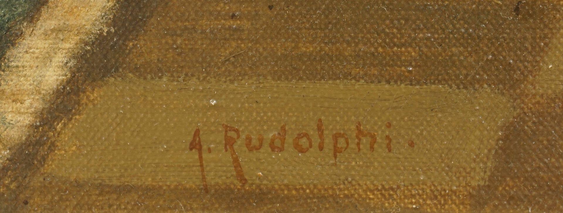"""A. Rudolphi, """"Musizierende"""" - Bild 4 aus 4"""