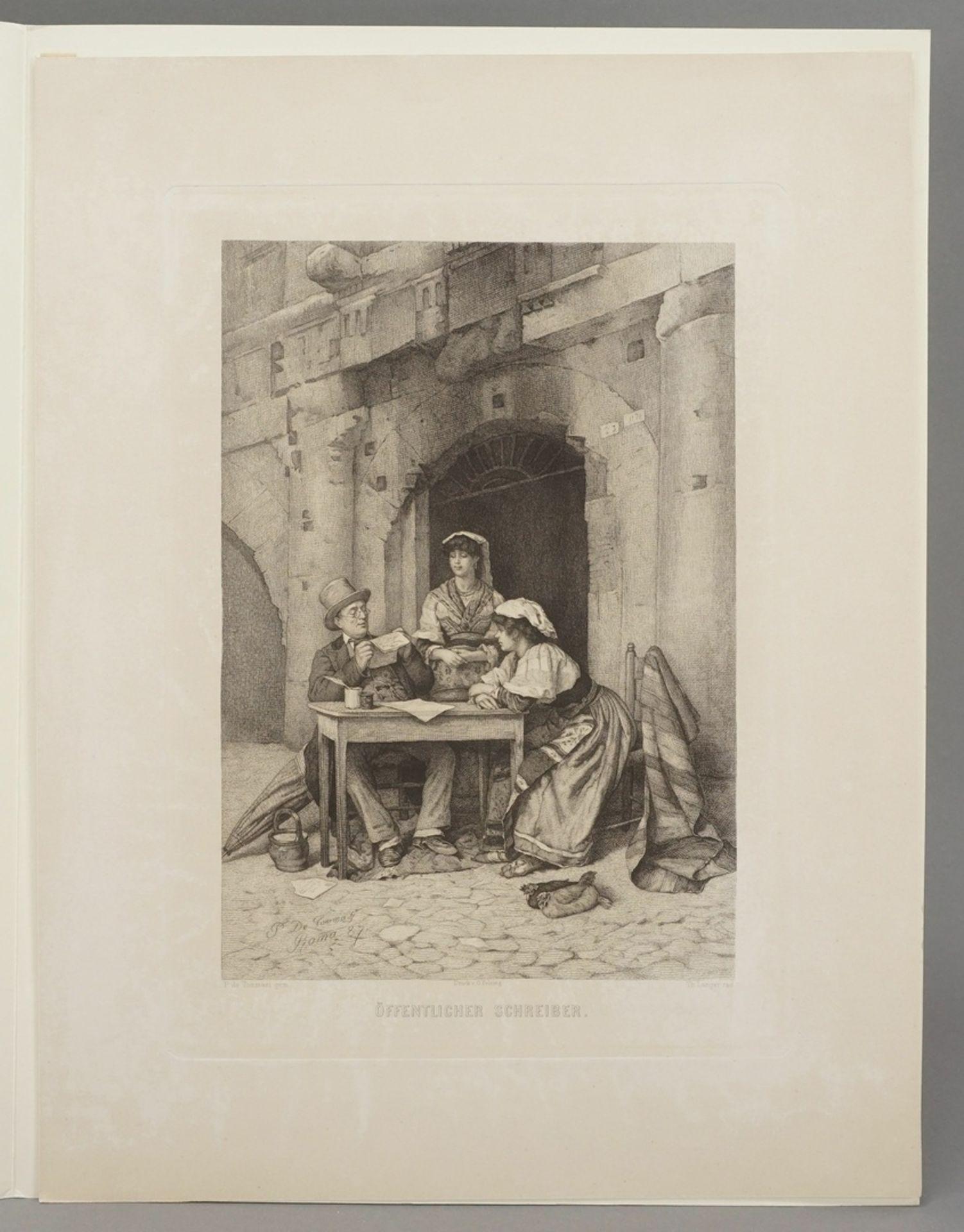 """Publio de Tommasi, """"Öffentlicher Schreiber"""" - Bild 3 aus 3"""
