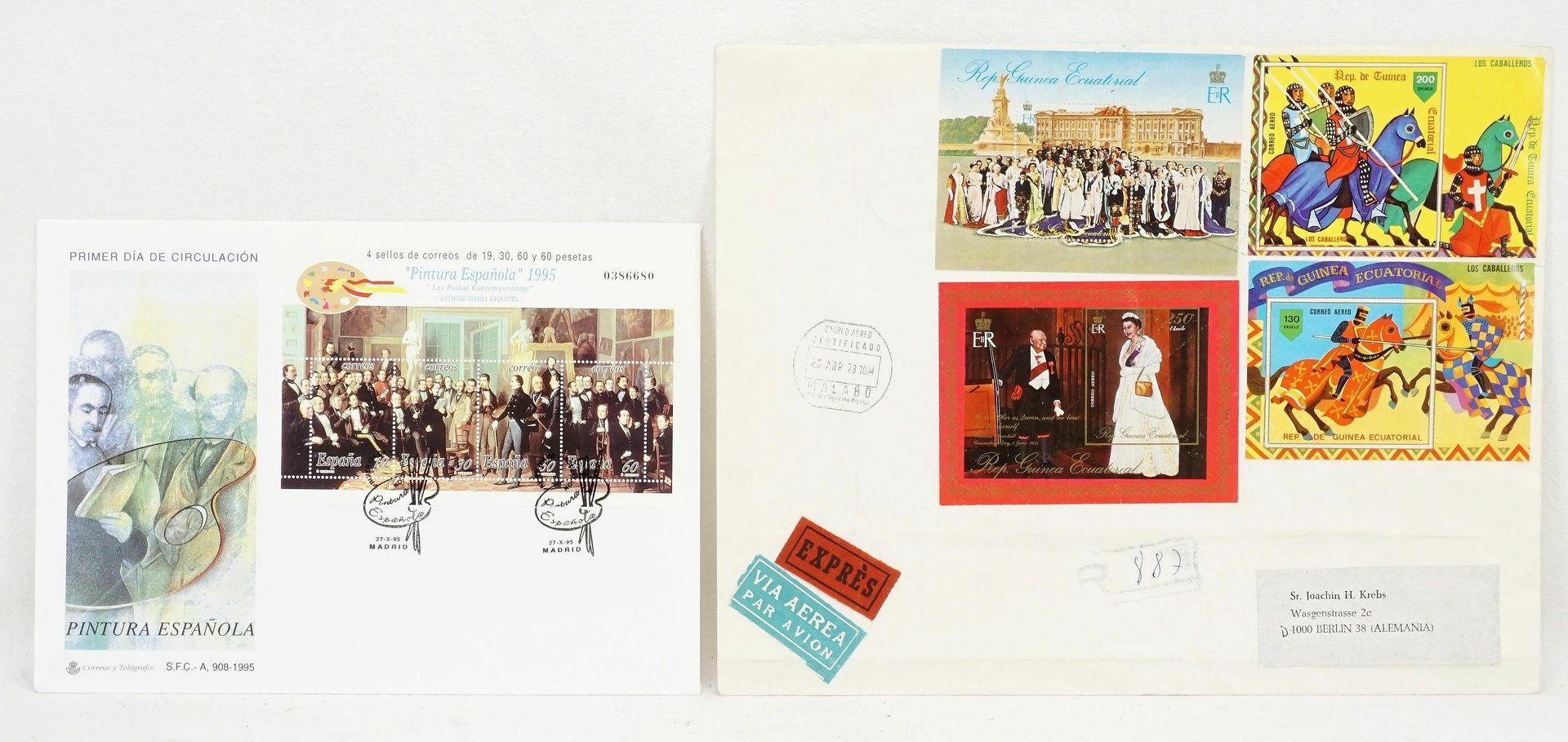 124 Briefe und Großbriefe aus aller Welt - Bild 4 aus 4