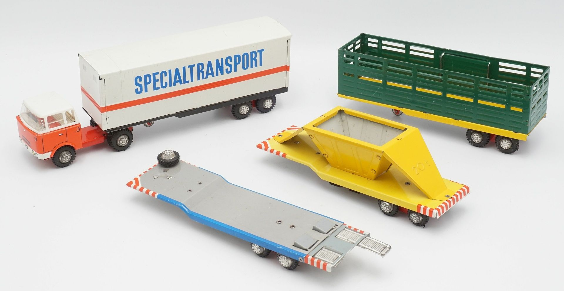 MS Brandenburg 5010 Spezial-Transport Box DDR - Bild 3 aus 3
