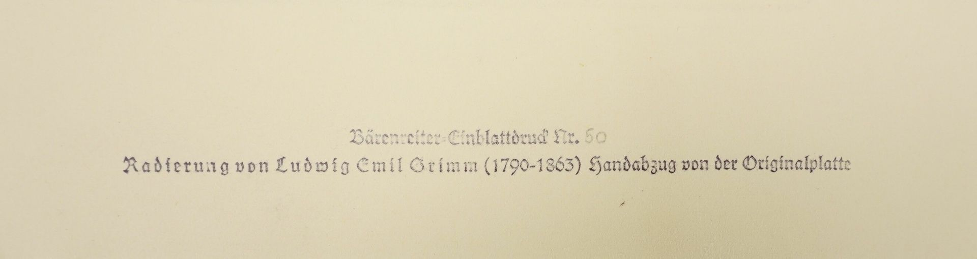 """Ludwig Emil Grimm, """"Selbst"""" - Bild 4 aus 4"""