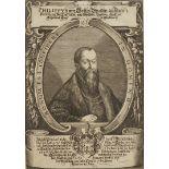 """Georg Walch, """"Philippus von Gottes Gnaden zu Stetin, [...]"""" (Philipp I. von Pommern-Wolgast)"""