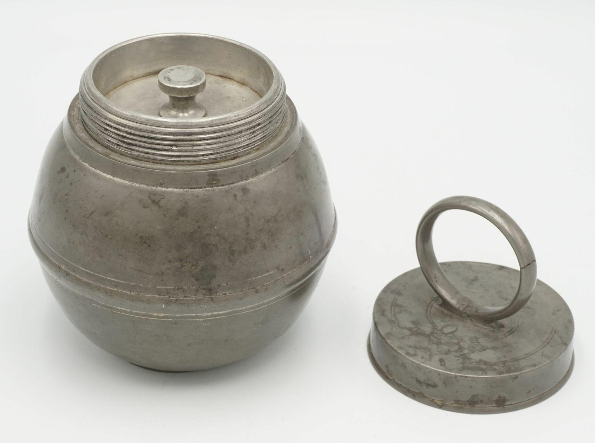 Teedose mit Schraubverschluss - Bild 2 aus 4