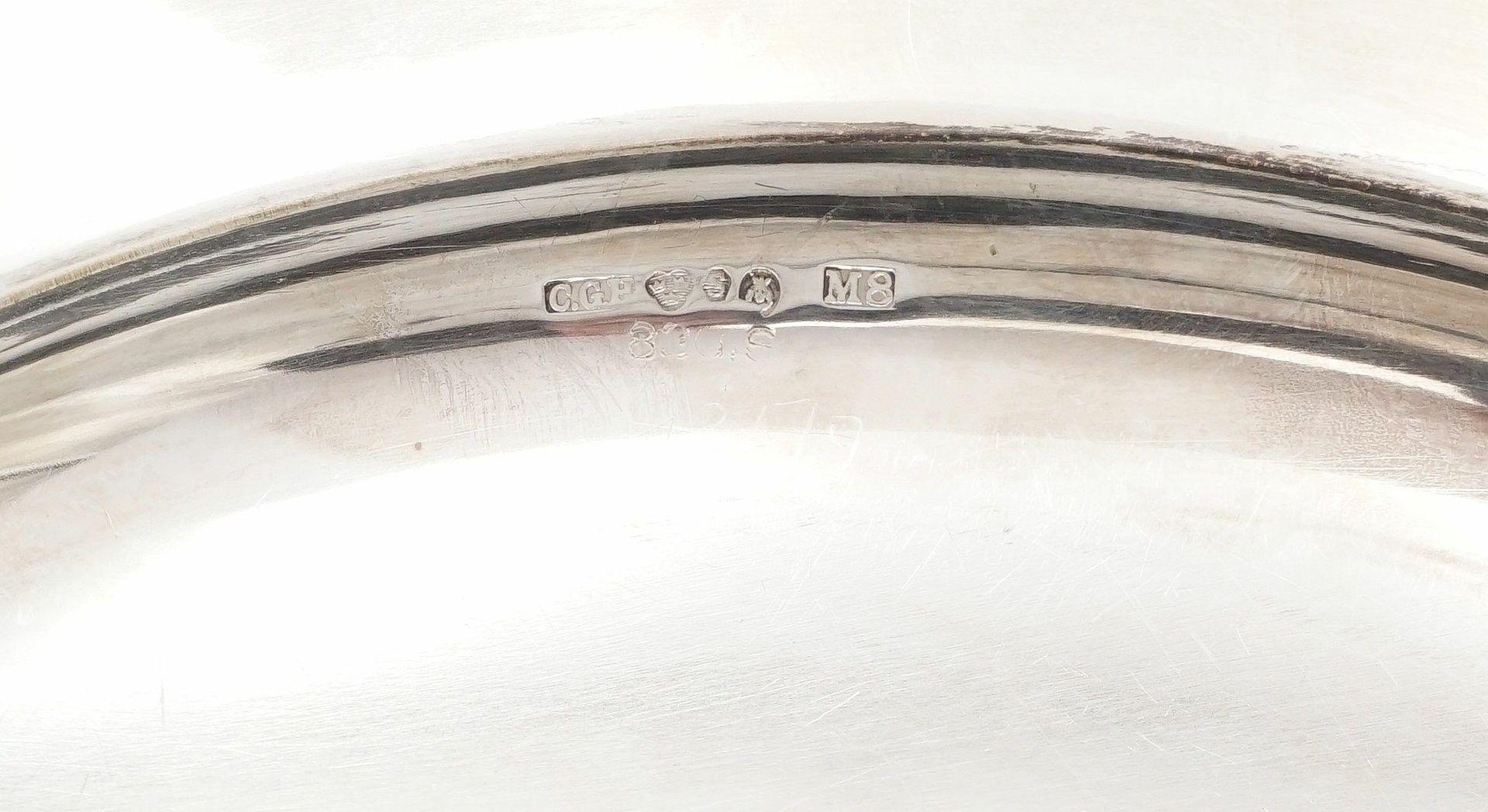 Runde Schale und schwedischer Teller - Bild 4 aus 8