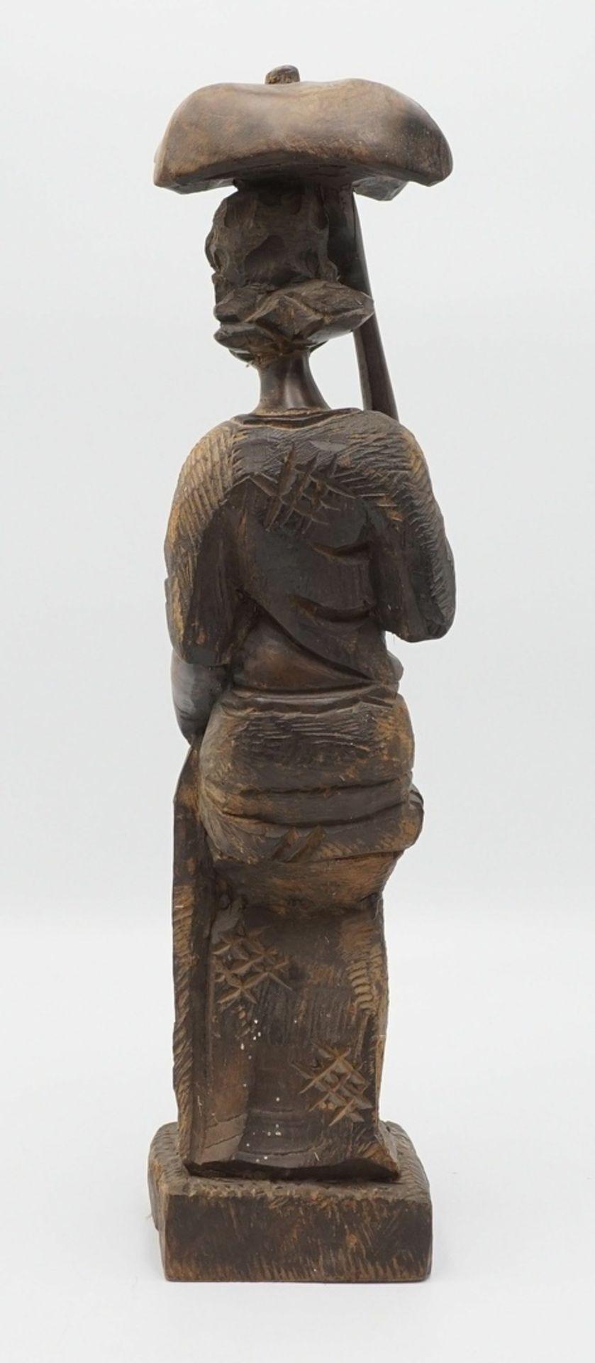 Mutter mit Kind, Afrika, 2. Hälfte 20. Jh. - Bild 3 aus 3