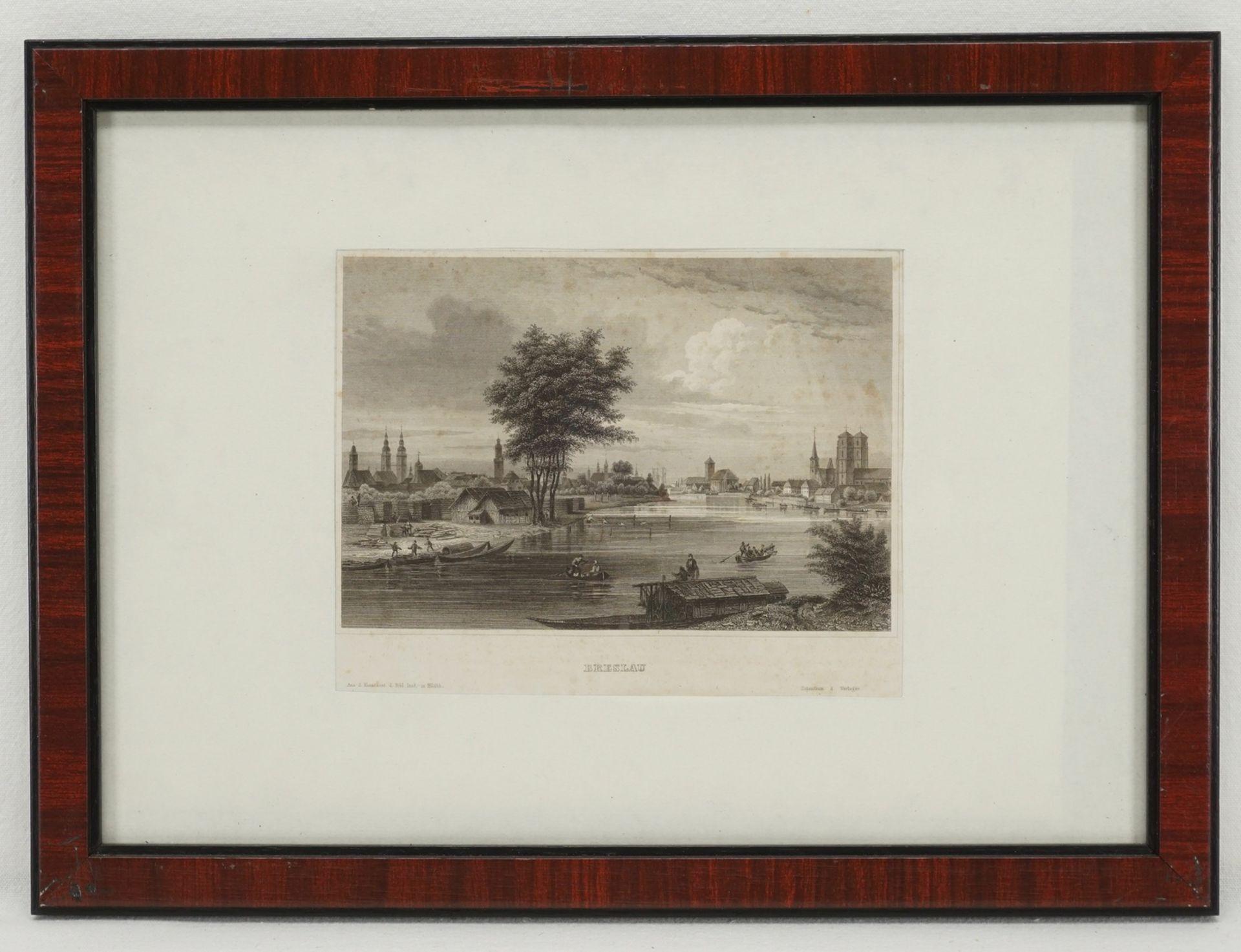 Posen und Breslau - drei Ansichten - Bild 4 aus 4