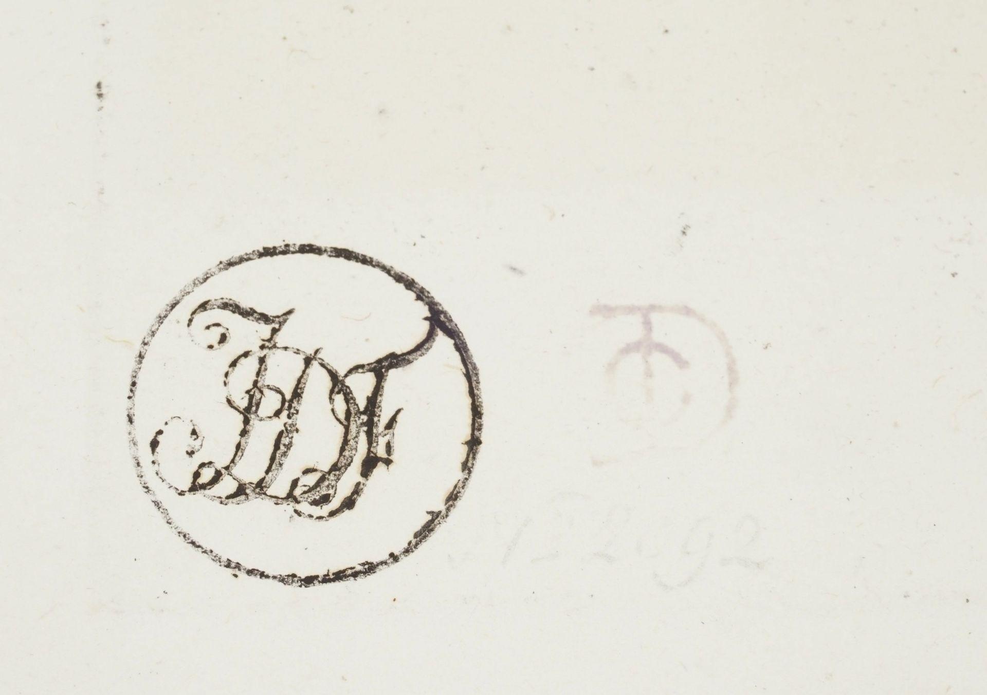 """Rembrandt Harmenszoon van Rijn, """"De Scheeps Bouwmeester"""" (Die Schiffsbauer) - Bild 4 aus 4"""