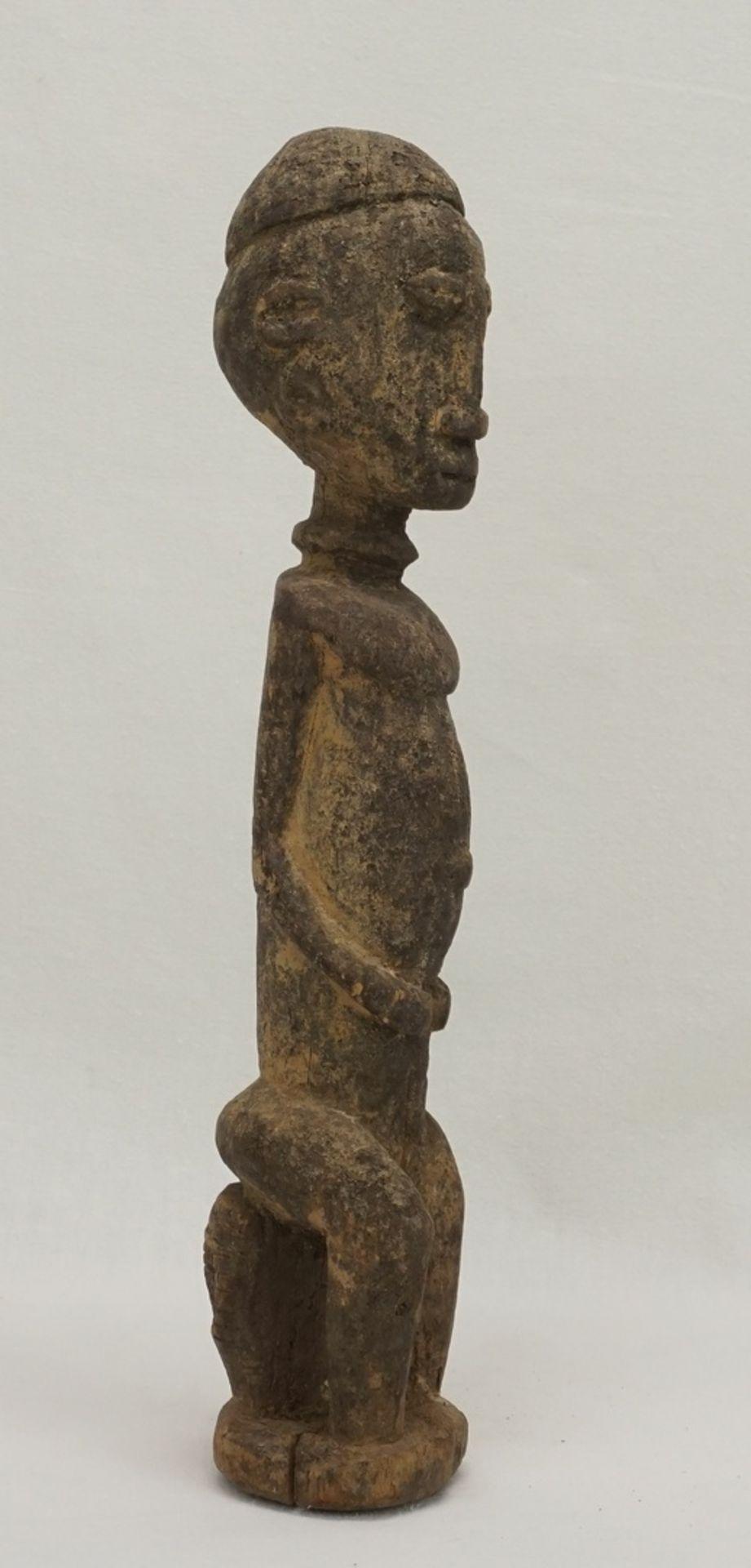 """Männliche Ahnenfigur """"dege"""" ( ), Dogon, Mali - Bild 4 aus 6"""