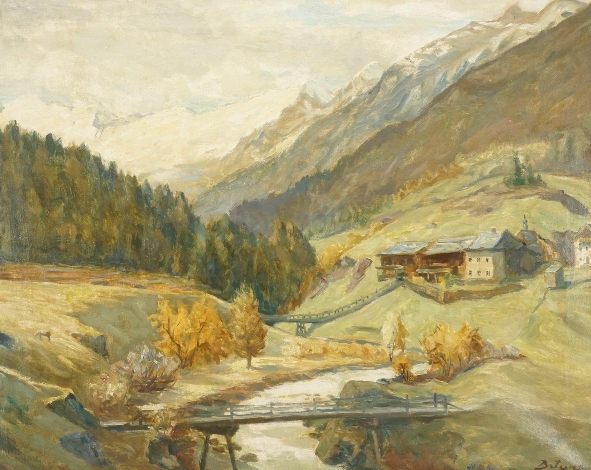 "Paul Betyna, ""Ötztal mit Obergurgl"""