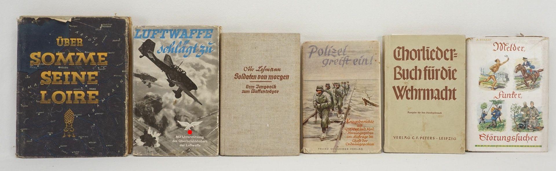 22 militärhistorische Bücher / Hefte - Bild 5 aus 5