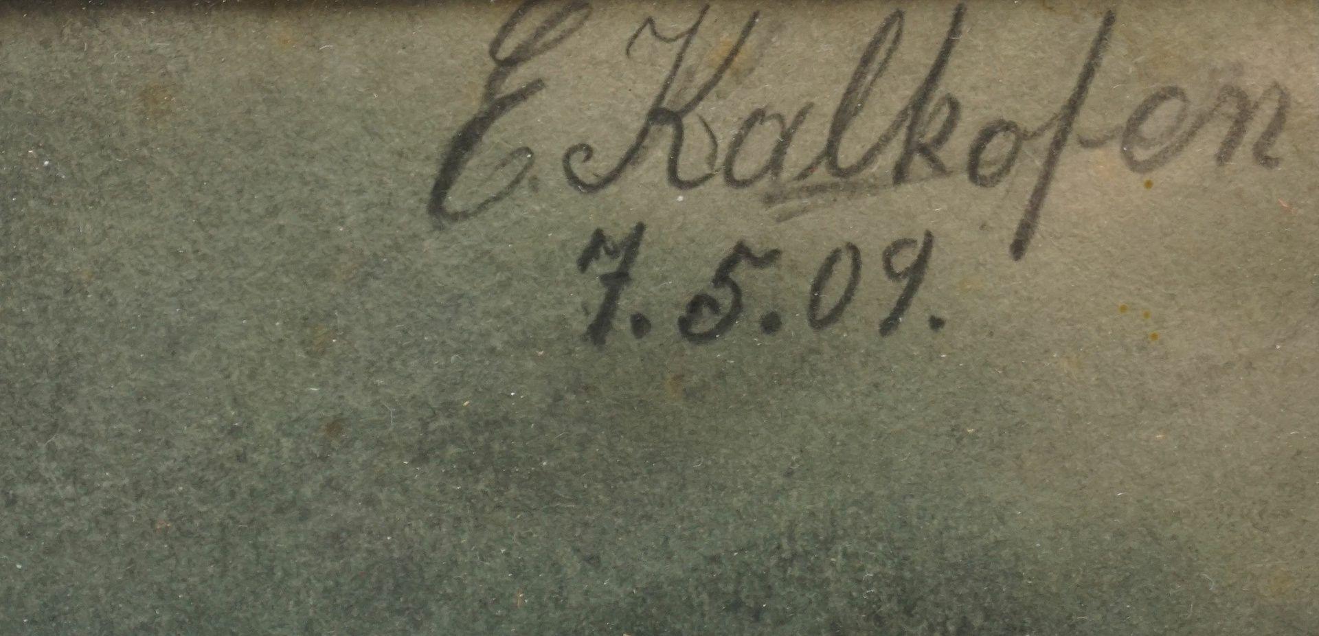"""E. Kalkofen, """"Bücher-Stillleben"""" - Bild 4 aus 4"""