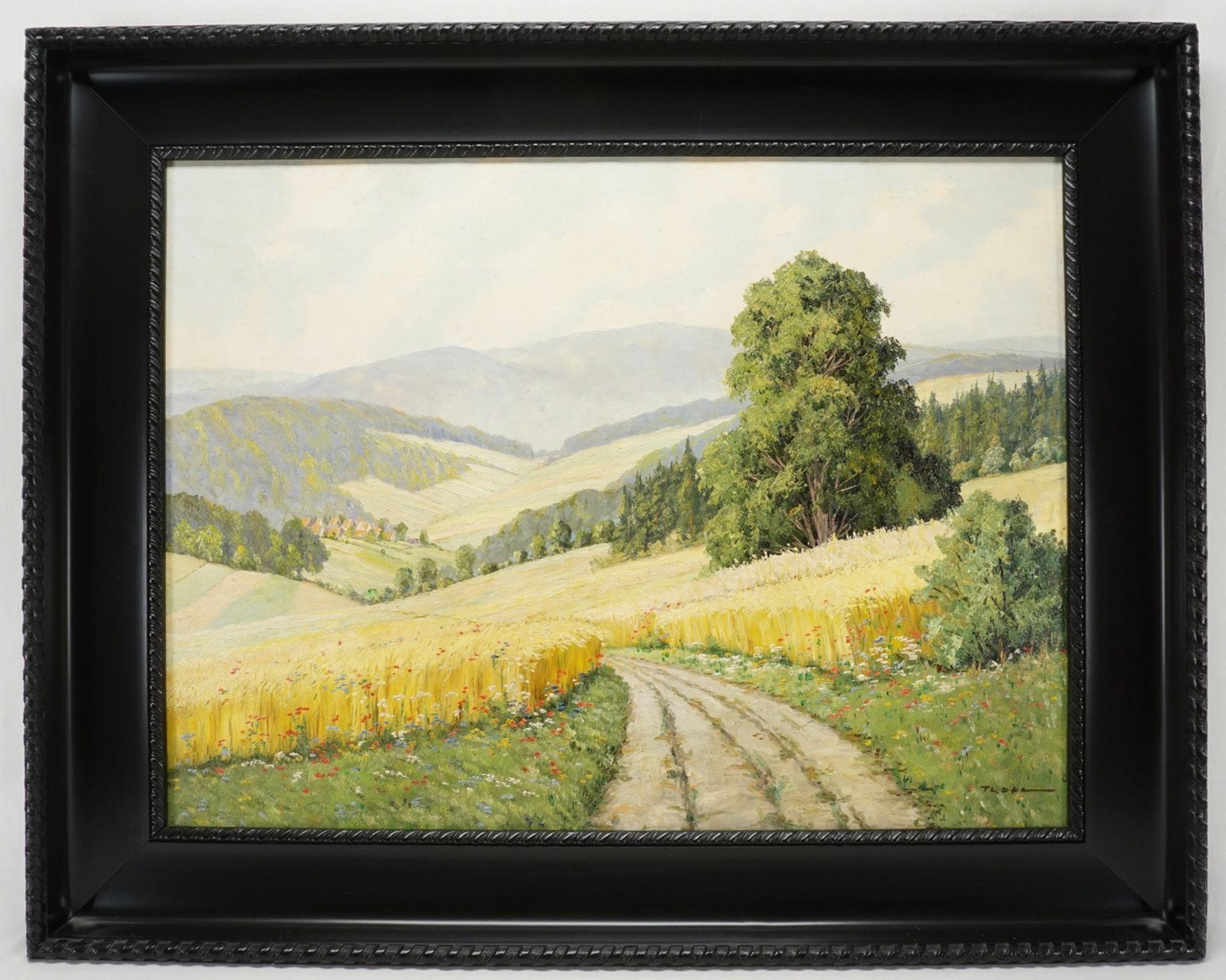 Fritz Thate, Sommerfelder - Bild 2 aus 4