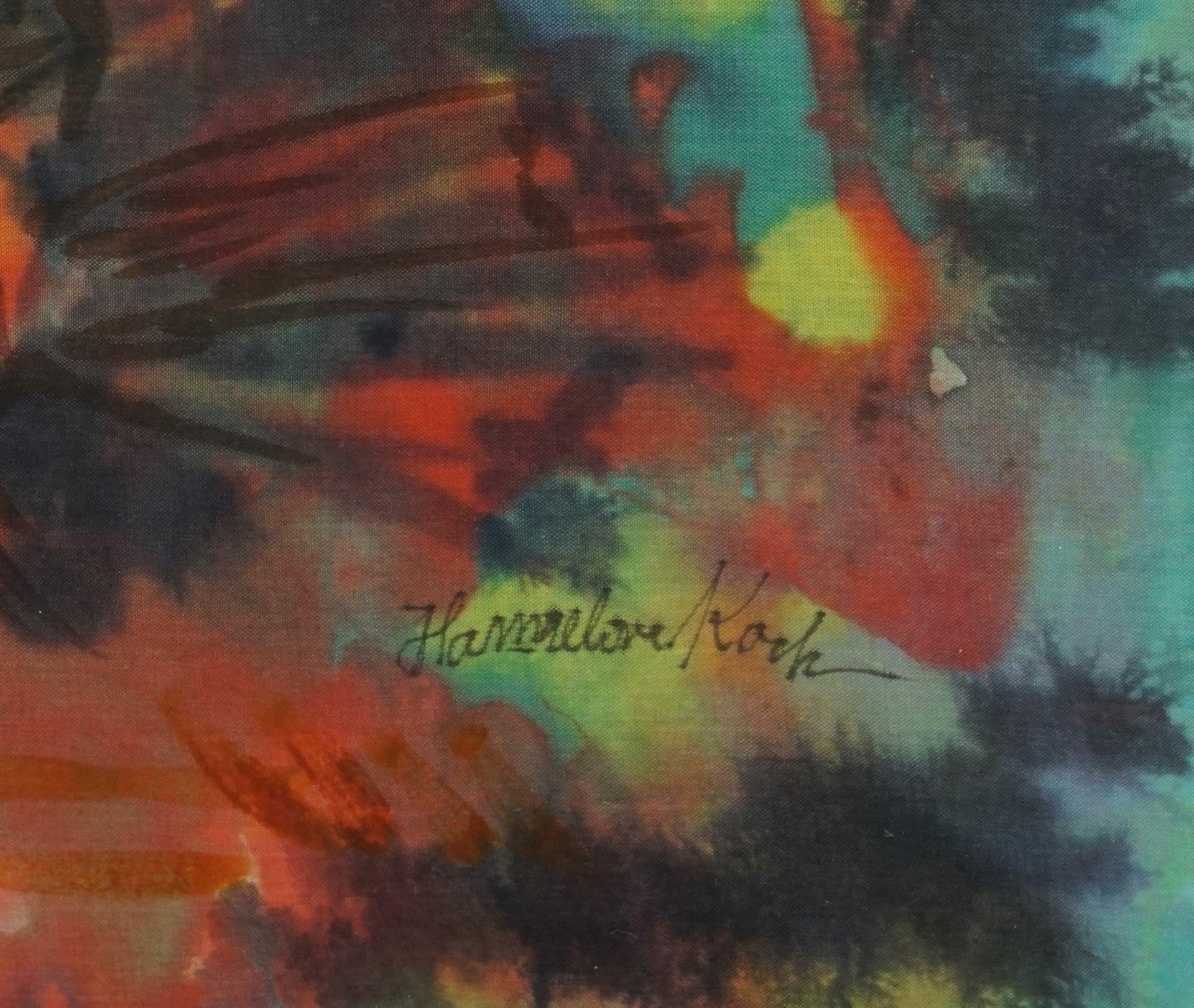 """Hannelore Koch, """"Unterwasserwelt"""" - Bild 3 aus 3"""