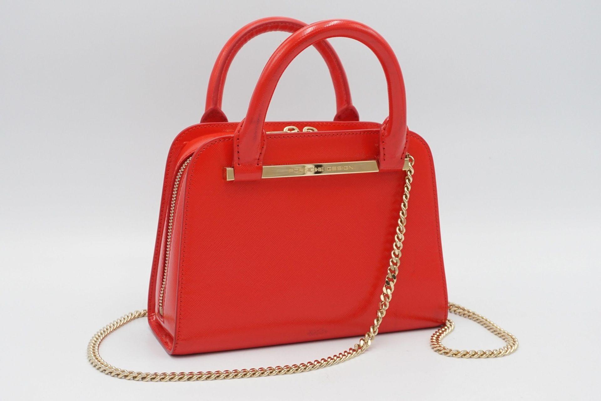 PORSCHE Design TwinBag Mini RED GOLD